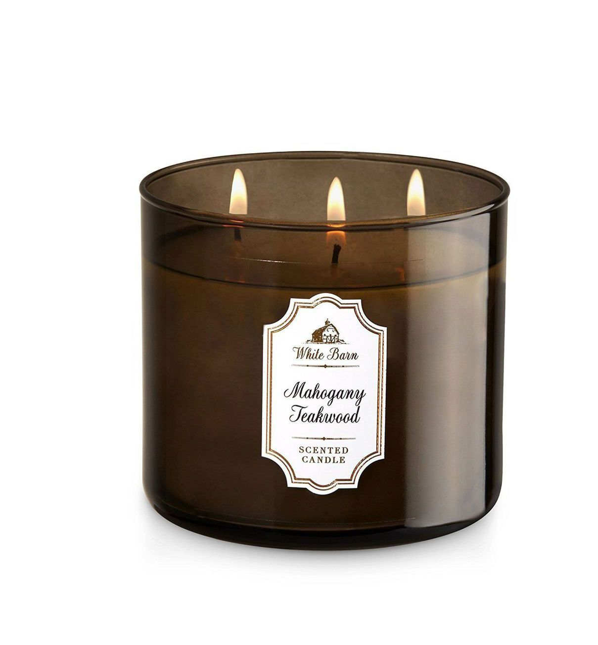 White Barn 3-Wick Candle