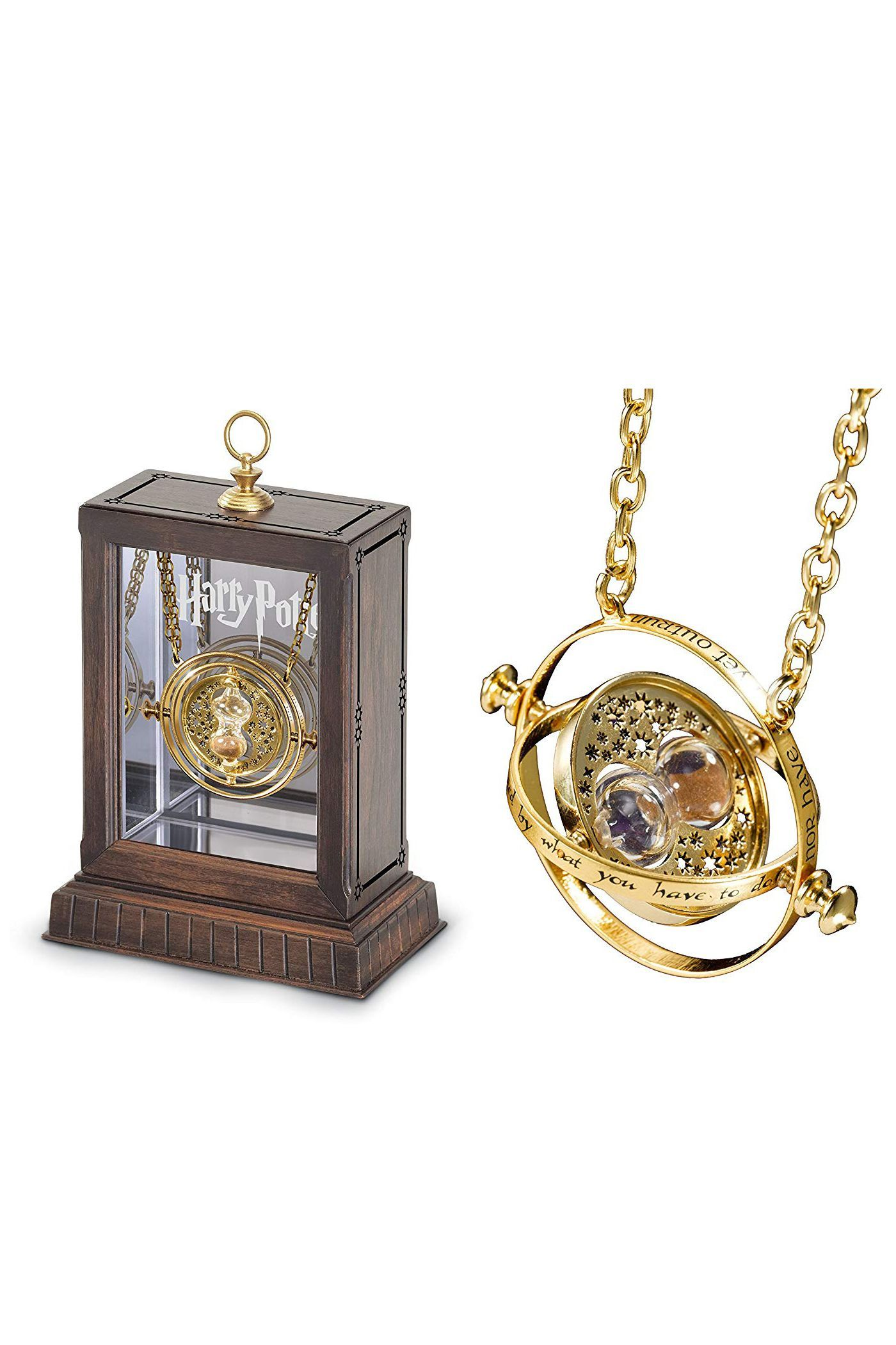 Harry Potter Christmas Gifts.Hermione S Time Turner Necklace
