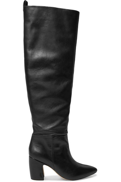 b8b9311b399 15 Best Knee High Boots for Fall - Knee High Boot Trend Fall 2018
