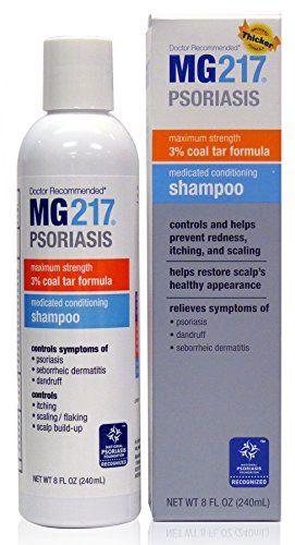 MG217 Psoriasis Medicated Conditioning 3% Coal Tar Shampoo