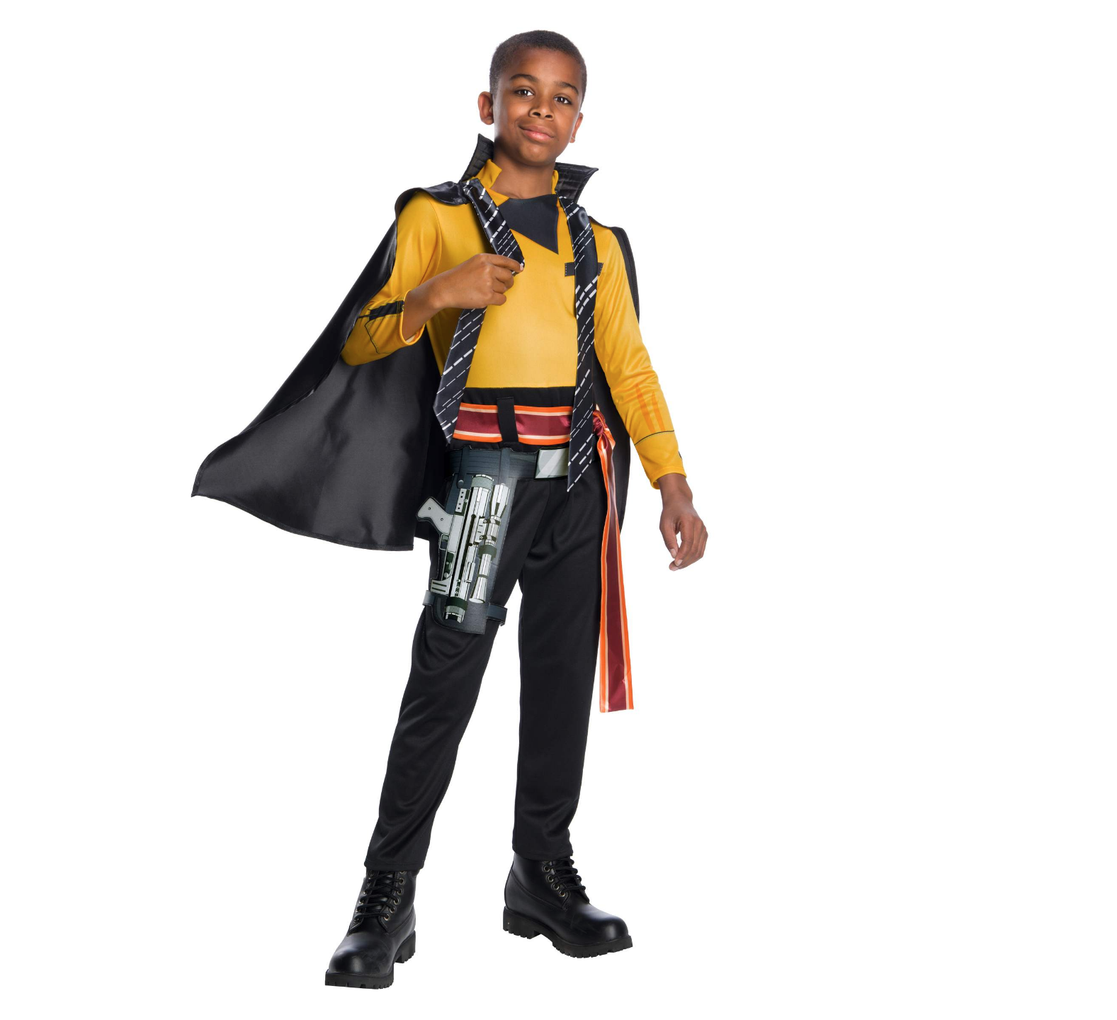 Star Wars Halloween Costumes.Lando Calrissian Star Wars Costume Idea