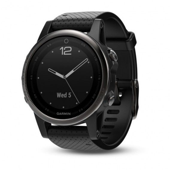 The Garmin Fenix 5S Sapphire Edition Is $250 Off for a Limited Time