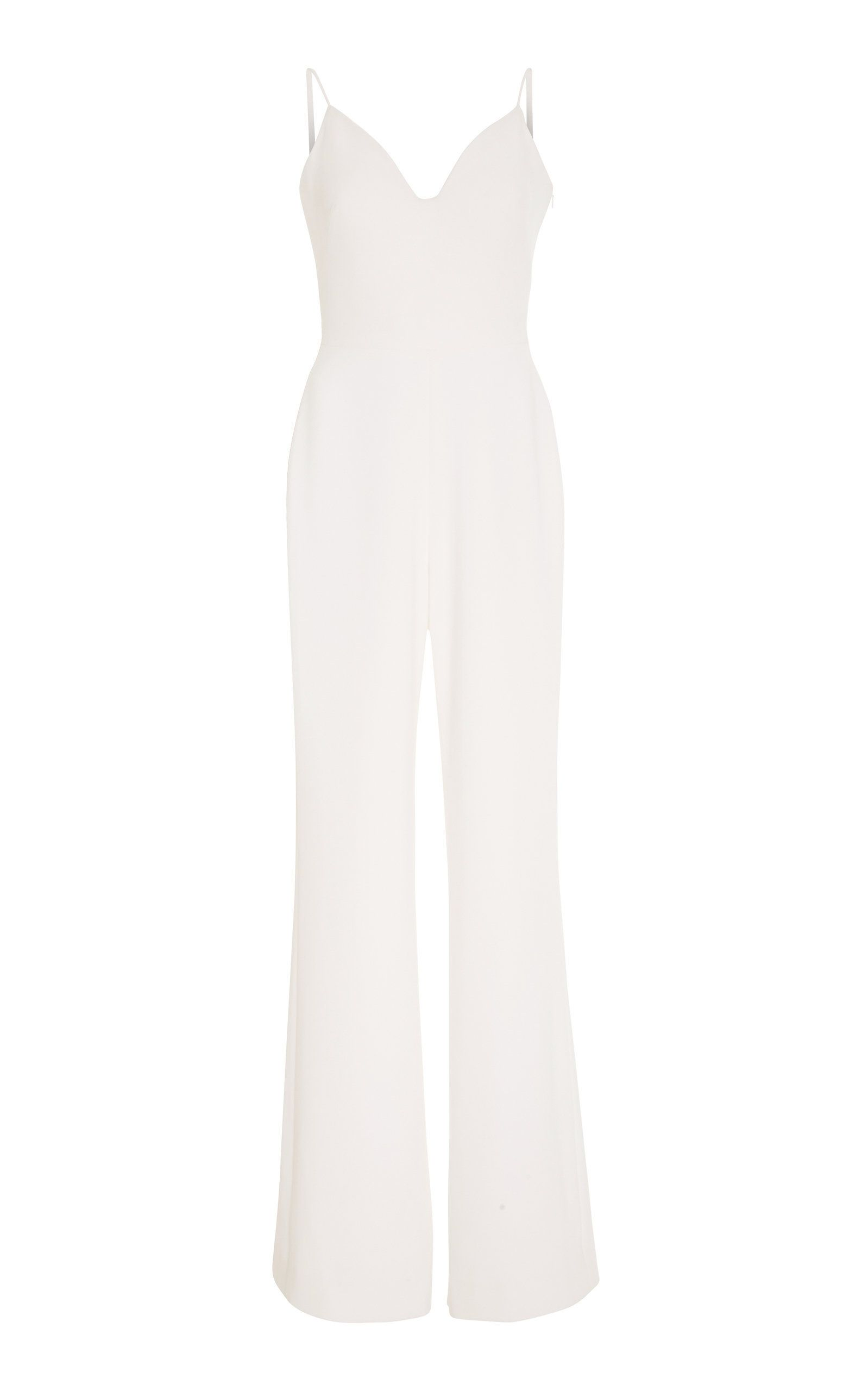 8 Bridal Jumpsuits Worth Obsessing Over White Pant Suits And White