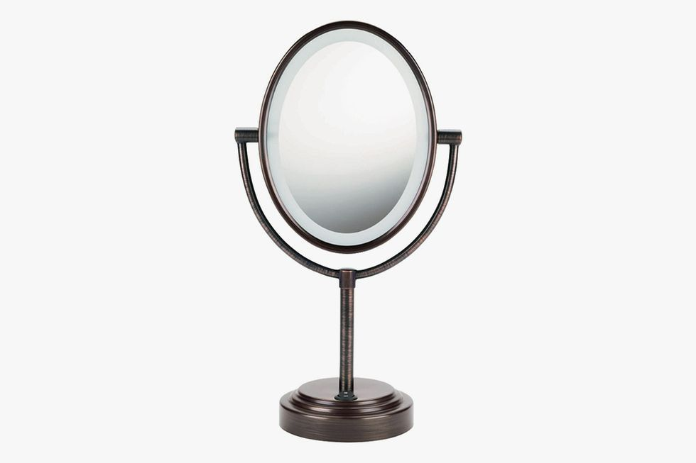4 led lights mirror circle conair doublesided lighted makeup mirror 10 best mirrors in 2018 and vanity
