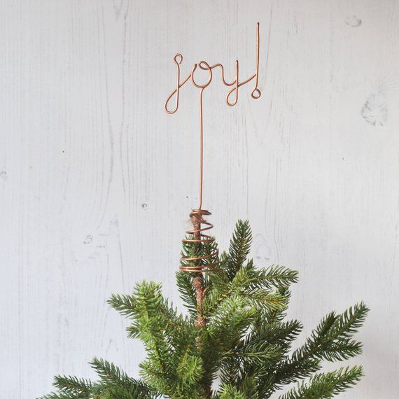 40 Unique Christmas Tree Topper Ideas Best Ways To Top Holiday Trees