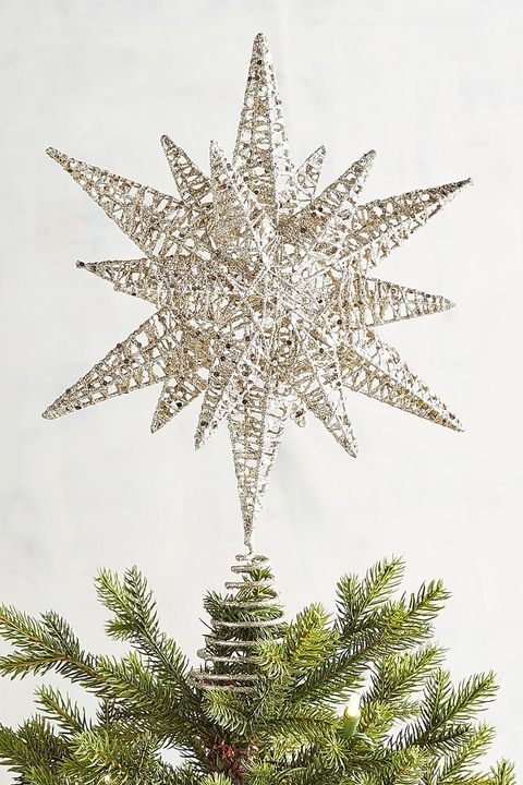 18 Unique Christmas Tree Topper Ideas Fun Stars Angels More To