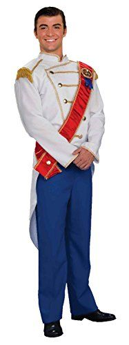 Attraktiv Prince Charming Disney Costume For Men
