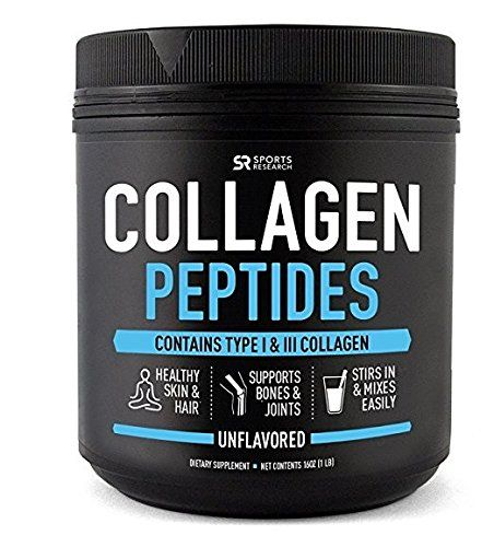Premium Collagen Peptides Powder