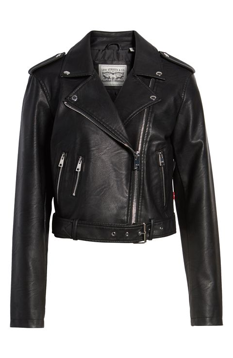 5c99e605afaa 25 Leather Jackets Outfits for Women 2018 - How to Wear A Leather Jacket