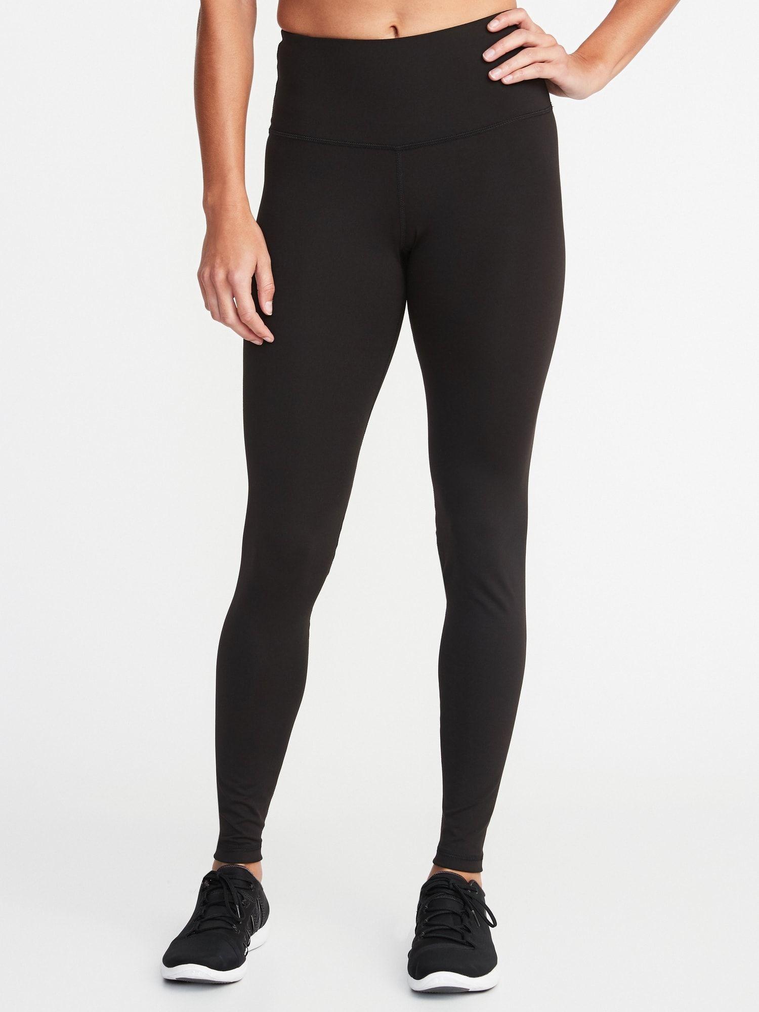 Women Spring Thin Section Stretch Pants Feet Black Skiny Leggings Leggings CB