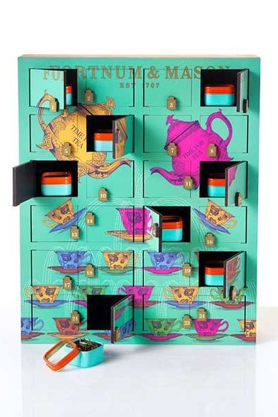 the best tea advent calendars for christmas 2018 gifts. Black Bedroom Furniture Sets. Home Design Ideas