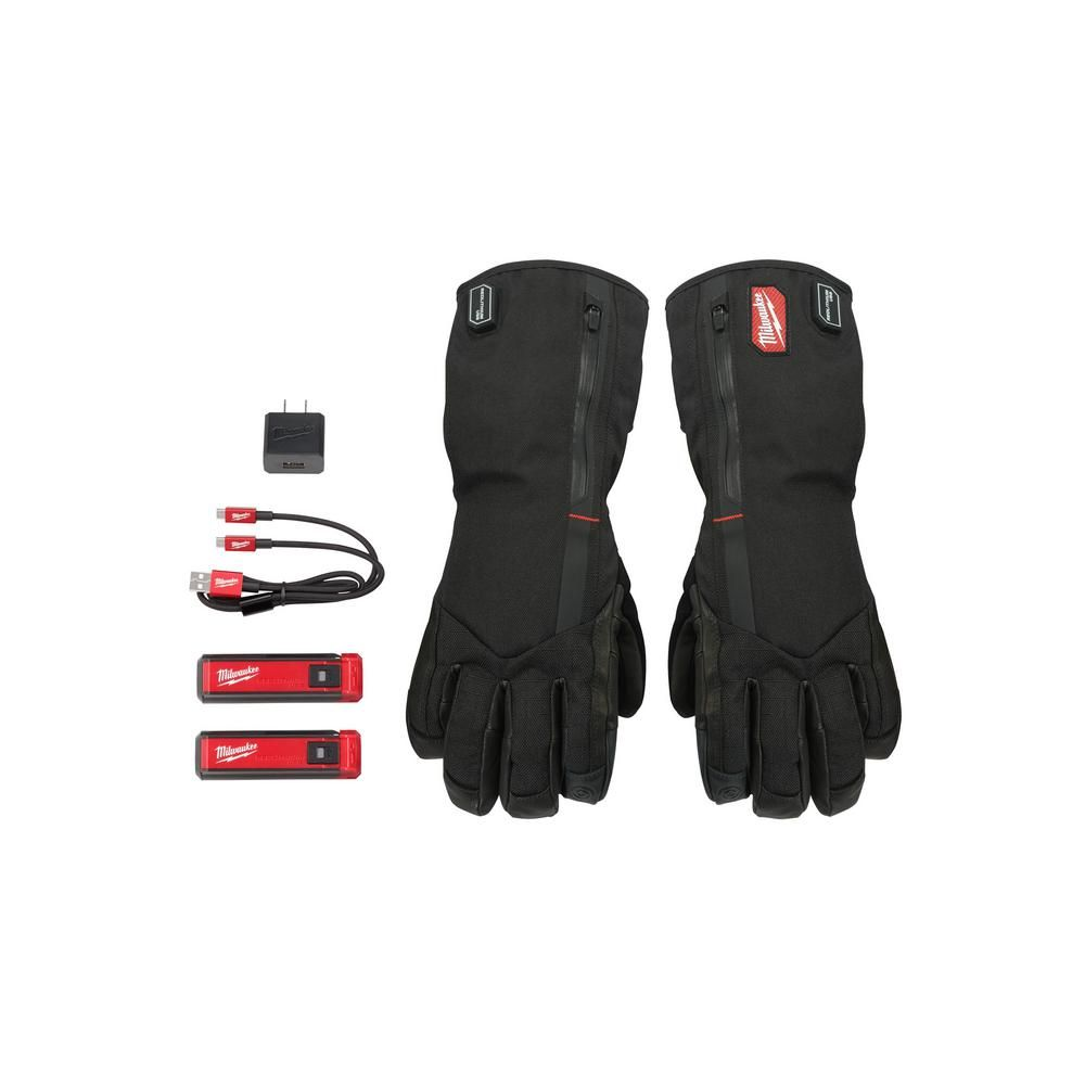 6c9ff4ce4 Milwaukee Heated Gloves with Battery and Charger