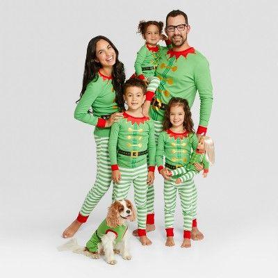 elf family pajamas collection - Christmas Pajamas At Target