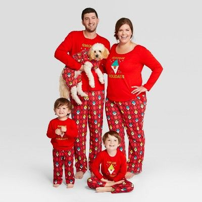 gnome for the holiday family pajamas collection - Target Christmas Pjs