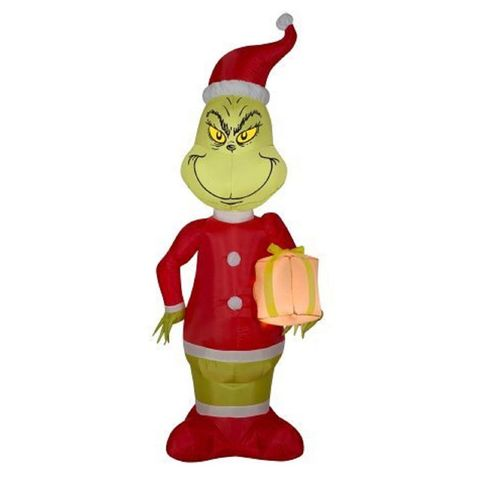 The Grinch Inflatable