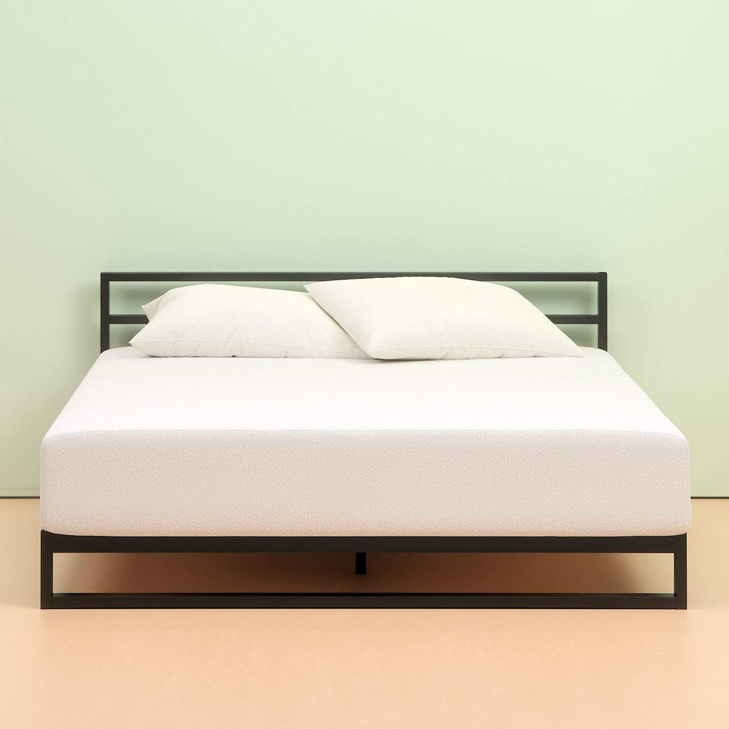 This Zinus Green Tea Mattress Is A Super Affordable Amazon