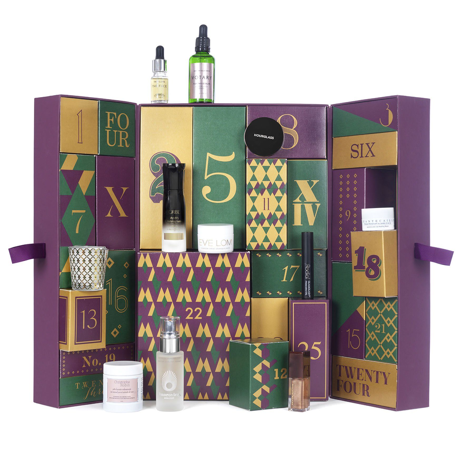 Best Luxury Advent Calendars for 2018 - Fancy Christmas Advent ...
