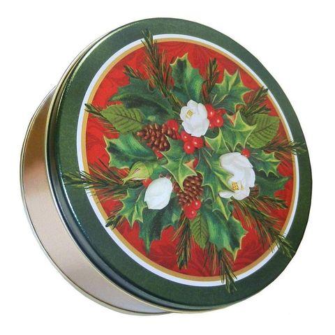 Christmas Tins.11 Festive Cookie Tins For Christmas 2018 Decorative Tins