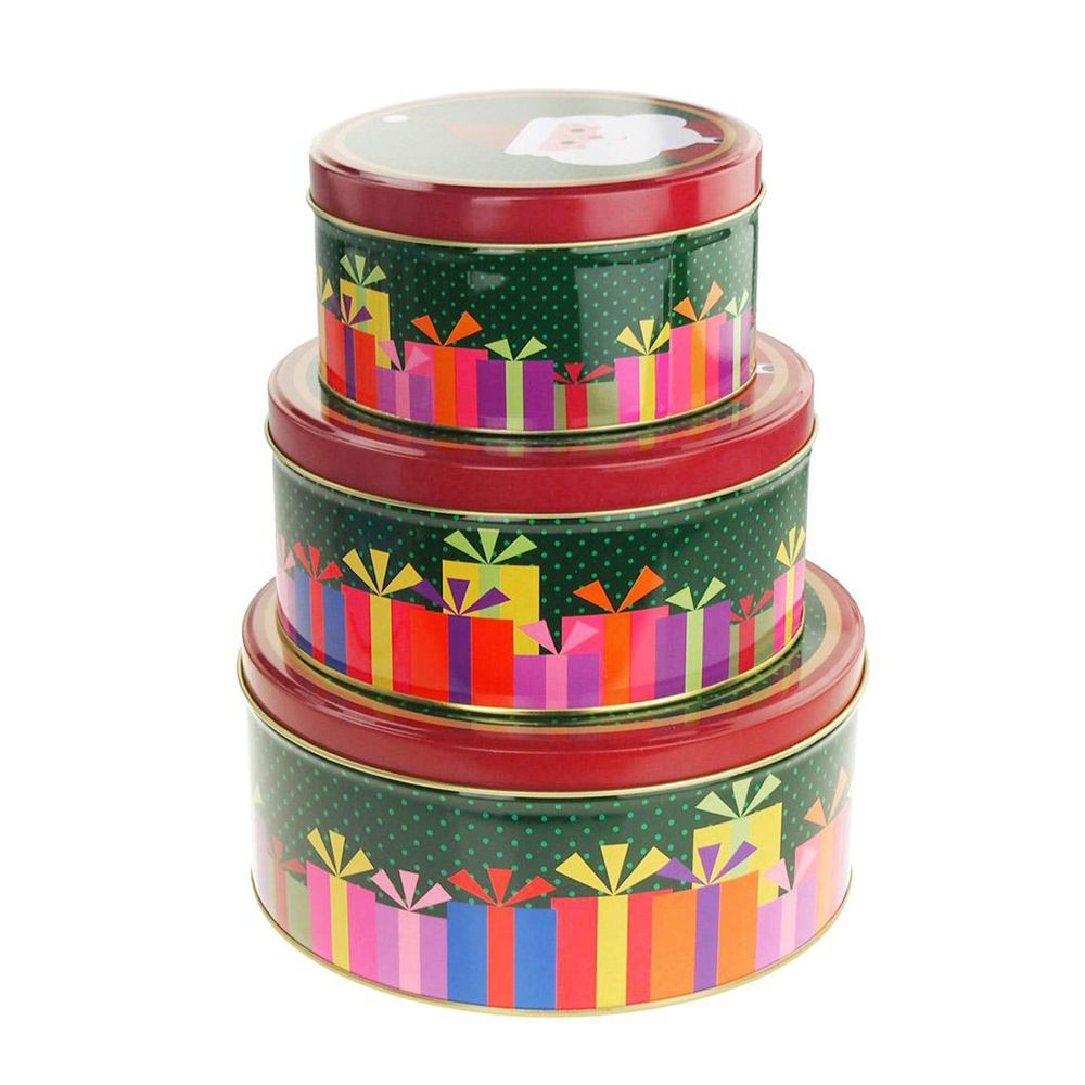 11 Festive Cookie Tins for Christmas 2018 - Decorative Tins for ...