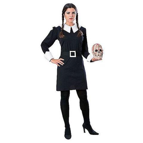 8ffebe86cb 14 Best Wednesday Addams Costume Ideas for 2018 - Wednesday Addams ...