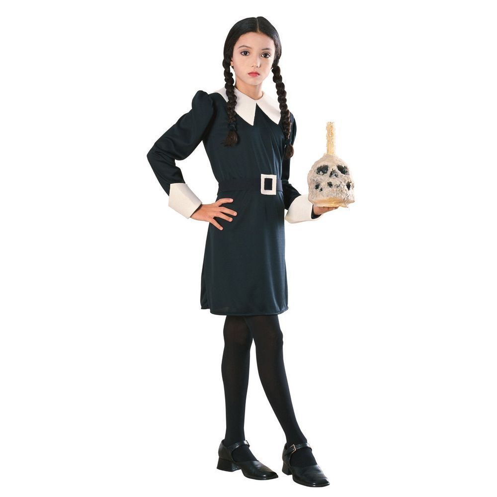 2a739e4c66 14 Best Wednesday Addams Costume Ideas for 2018 - Wednesday Addams Dresses    Outfits