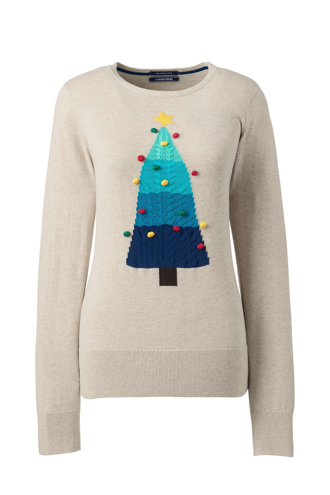dbdfc31ac5f 30+ Prettiest Christmas Sweaters - Cute and Stylish Holiday Sweaters