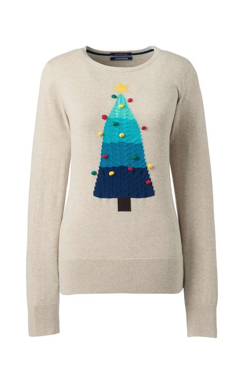 58d6682c92cc2c 30+ Prettiest Christmas Sweaters - Cute and Stylish Holiday Sweaters
