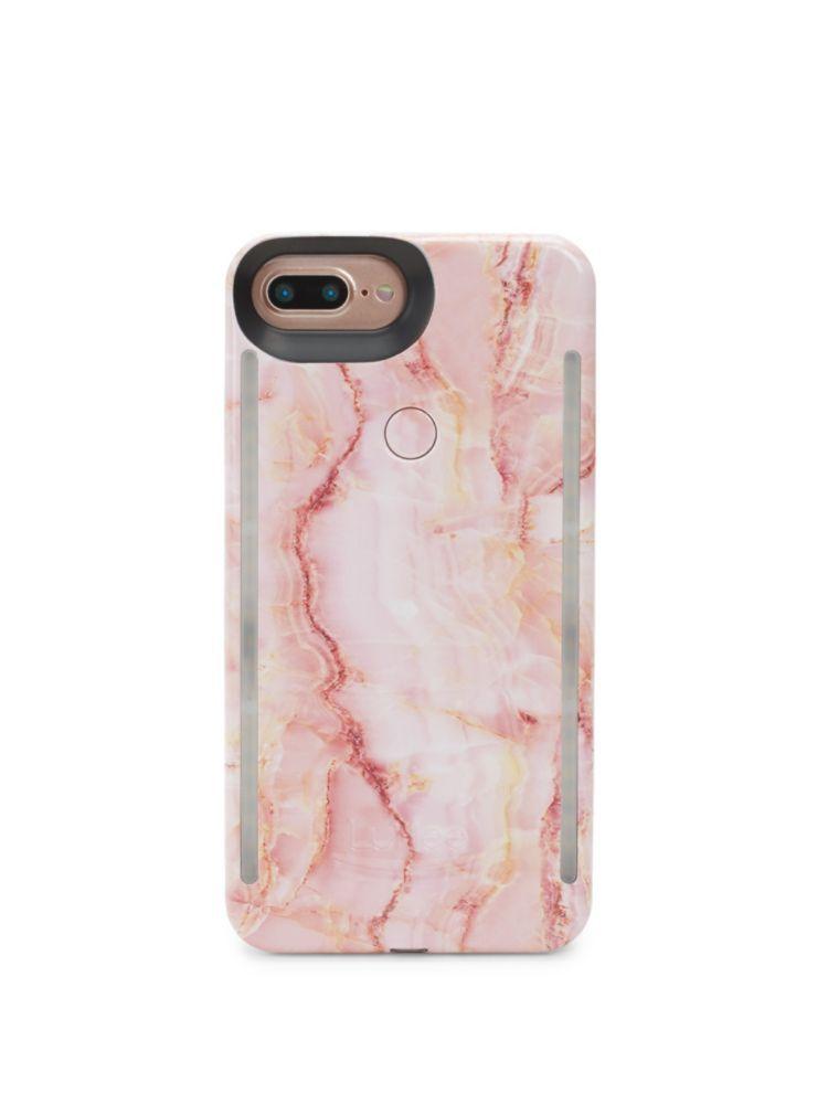 Lumee Duo Marble Phone Case