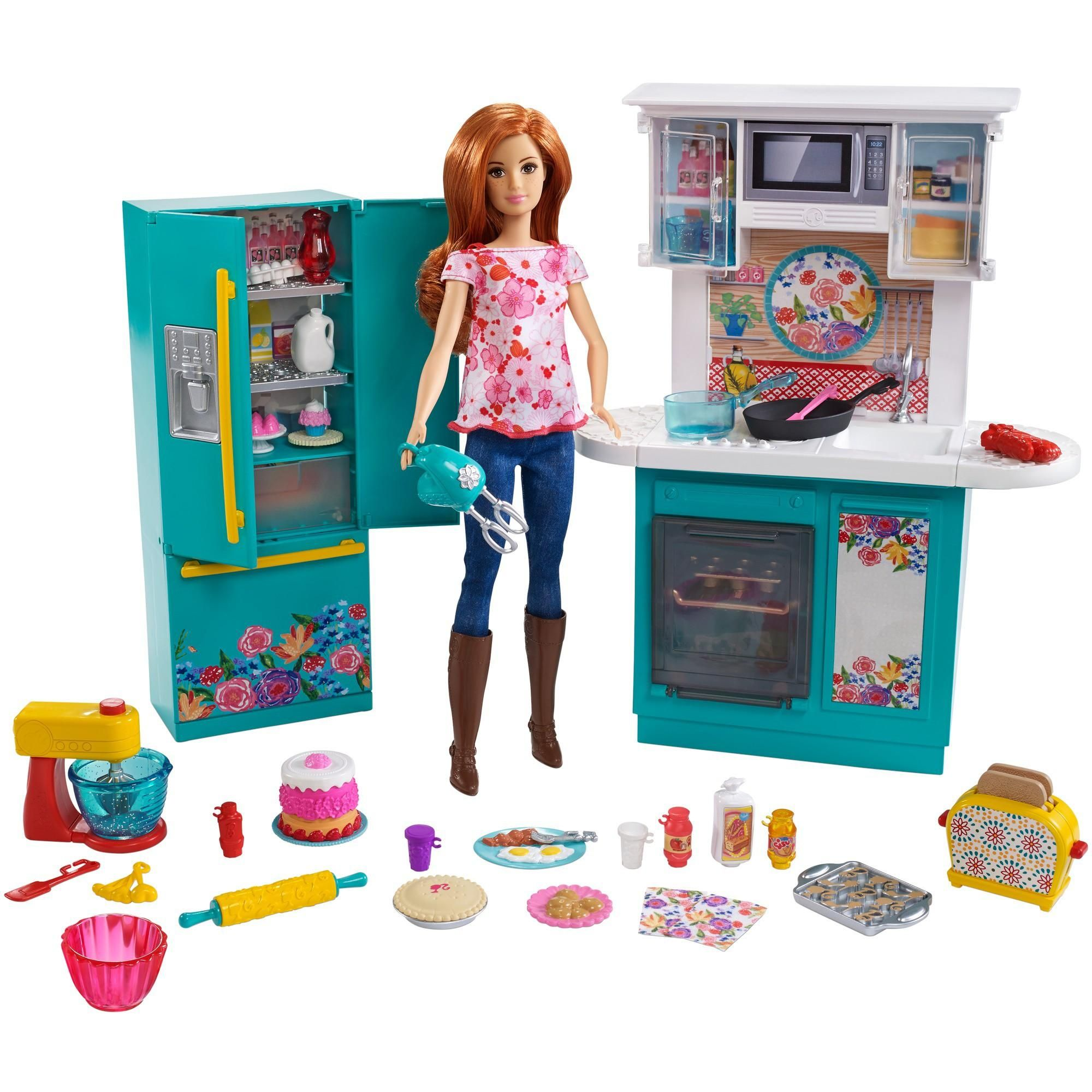 Pioneer Woman Barbie Playset On Sale At Walmart - Ree -3157