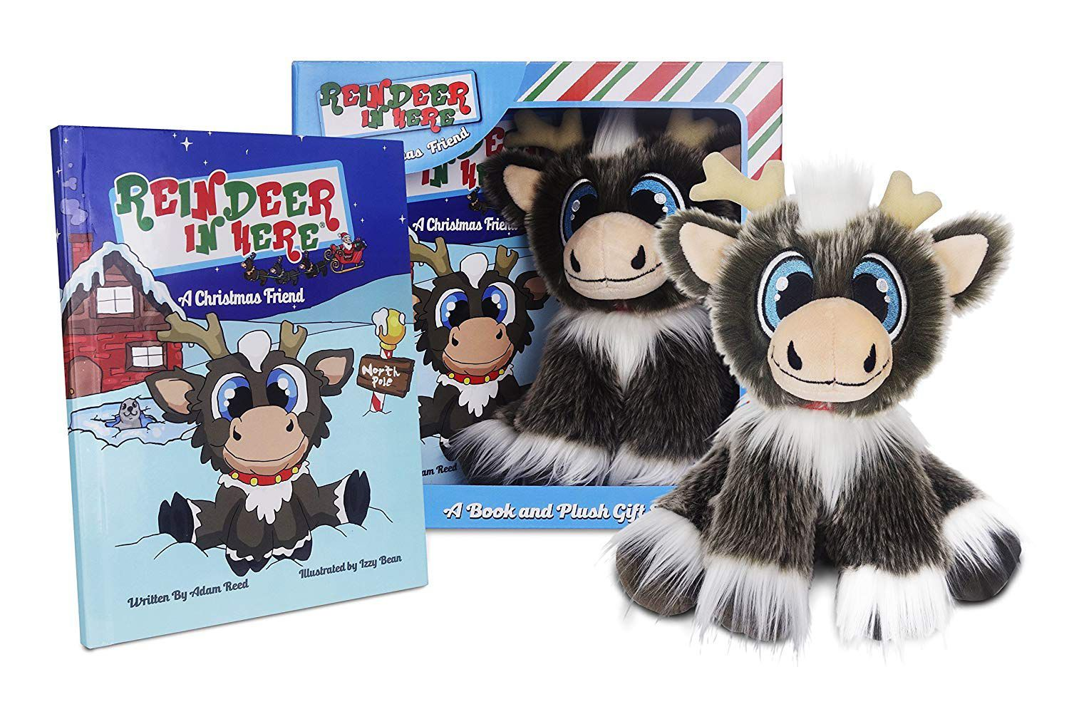 This New Reindeer In Here Toy Is The More Positive Version Of Your