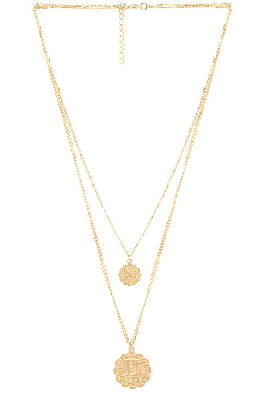 Zodiac Necklace Set
