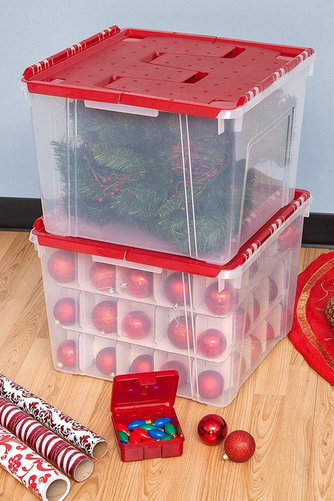 Christmas Ornament Storage Ideas - How to Organize Your ...