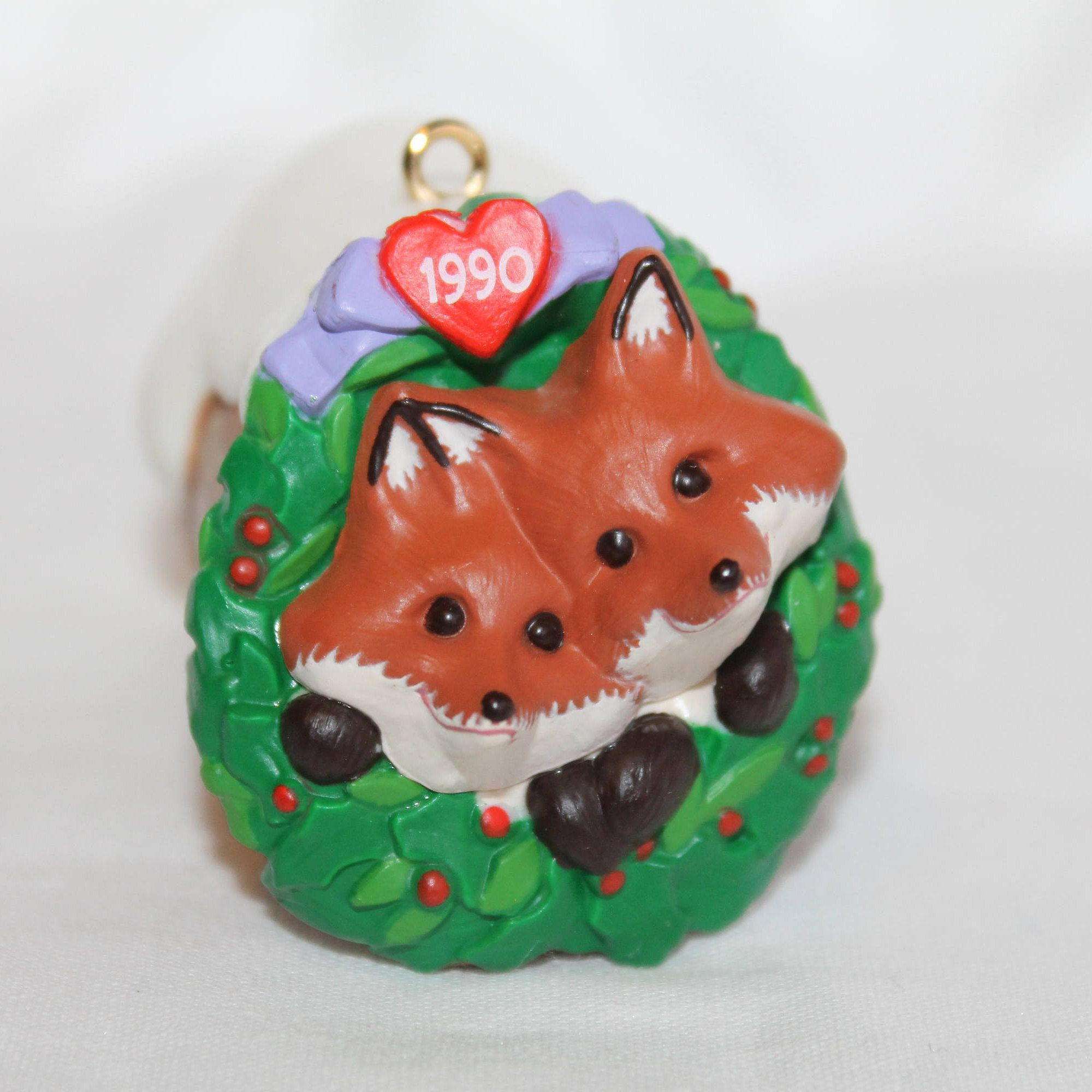 Over the Moon for Little You Hallmark Three Owls New Parents Ornament