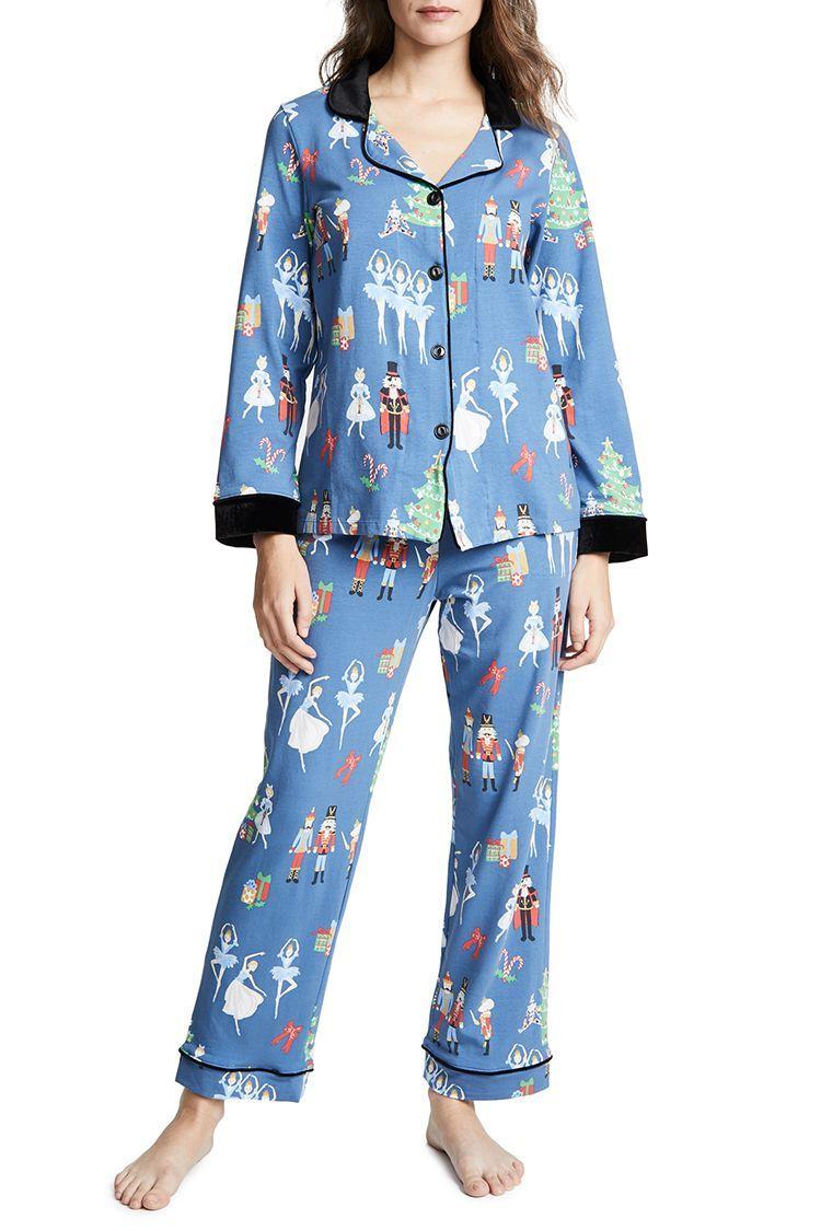 b28a15eb2dbbf 18 Best Christmas Pajamas for Women in 2018 - Cute Women's Christmas PJs