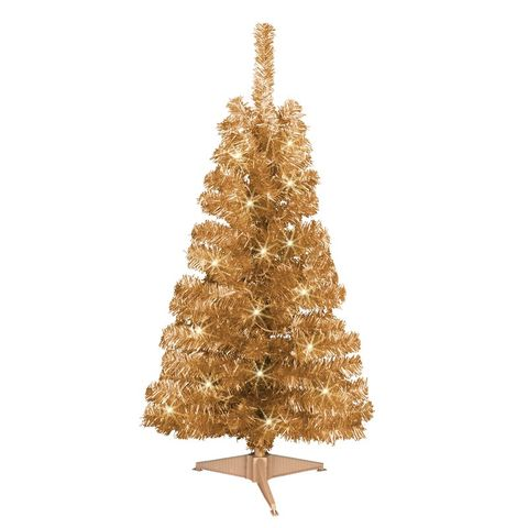 7 Best Gold Christmas Trees For 2018 Gold Artificial Christmas Trees