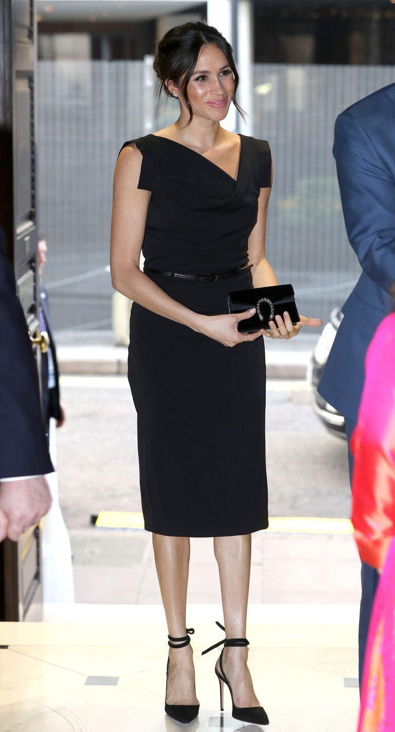46f5cb82ab How to Dress Like Meghan Markle - Shop Meghan Markle's Royal Duchess Style