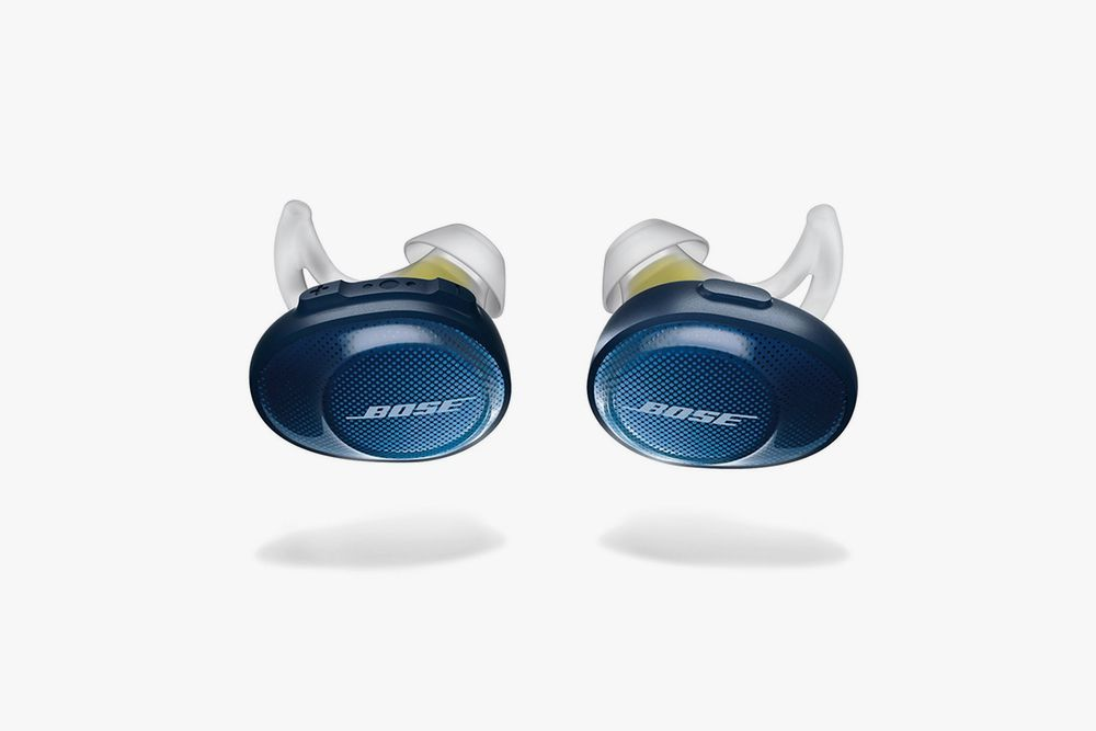 Best for Colorful Design and Handy Volume Controls. Bose SoundSport Free  Truly Wireless Earbuds 6b326a0a22