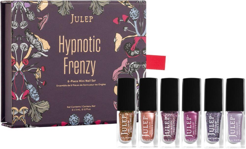 Online Only Hypnotic Frenzy 6-Piece Mini Nail Set