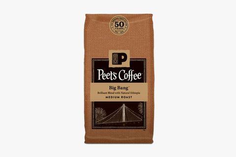 Peet's Coffee Big Bang Medium Roast