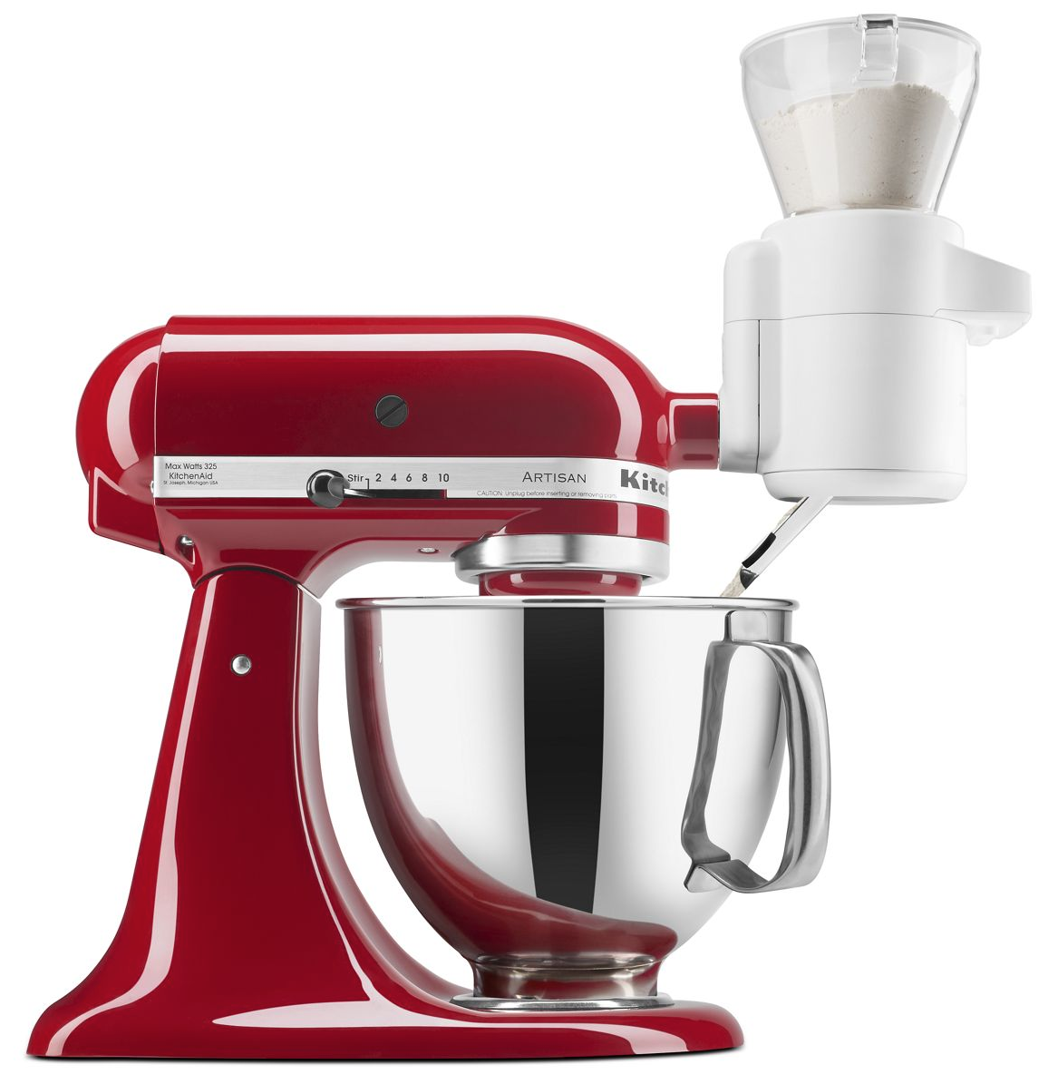 Kitchen Aid Mixer Attachment: KitchenAid's New Stand Mixer Attachment Will Help You Bake