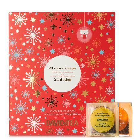 the best tea advent calendars for christmas 2018 gifts for tea lovers