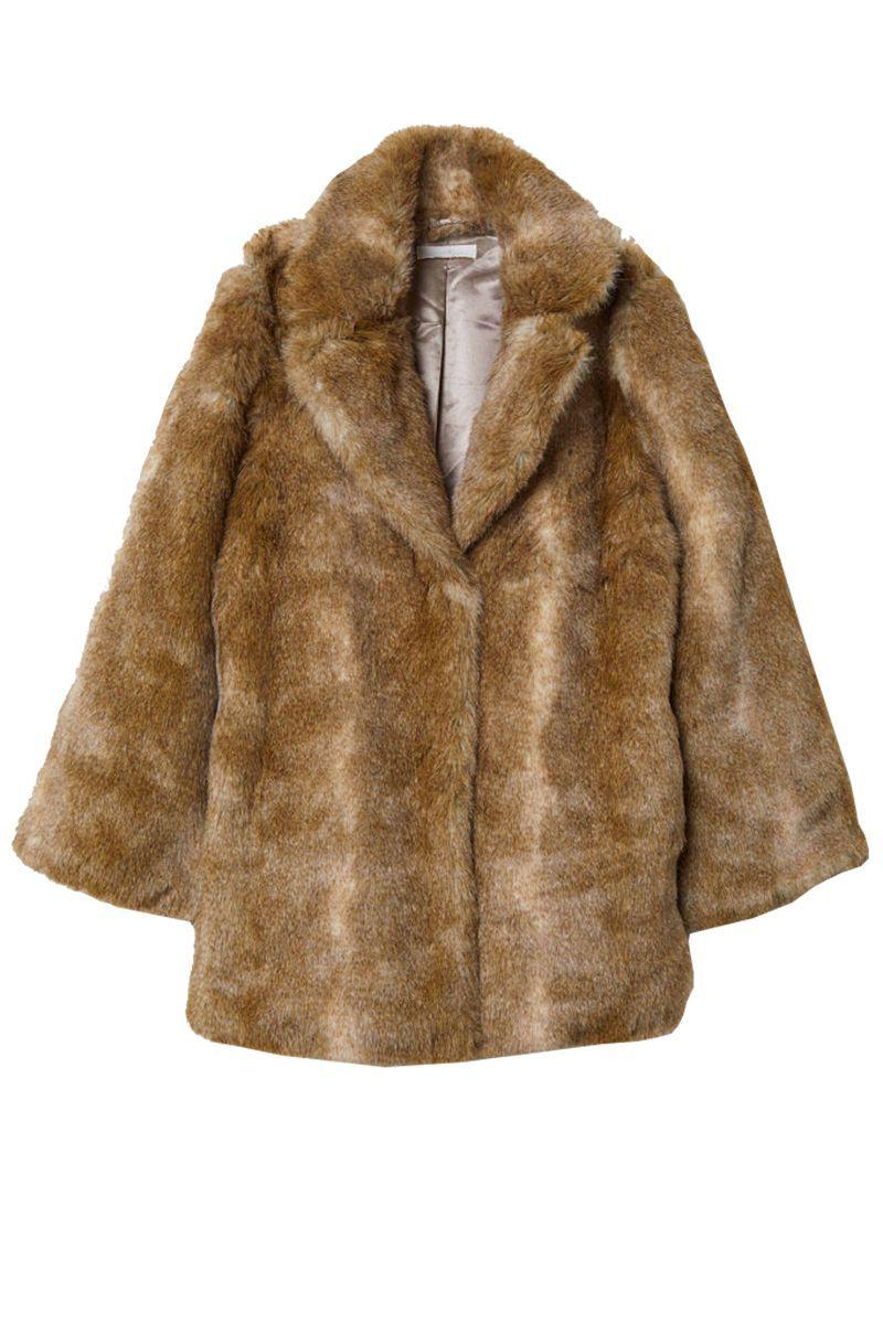 20 Best Faux Fur Jackets For Women 2018 Fake Fur Coats For Winter