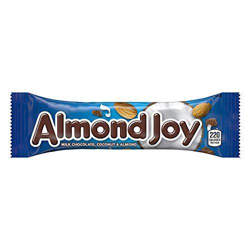 ALMOND JOY Candy Bar (Pack of 36)