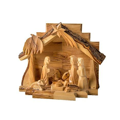 31 Best Christmas Nativity Sets 2019 - Indoor/Outdoor ... Nativity House Plans on christmas plans, train plans, halloween plans, temple plans, sheep plans, outdoor wooden manger plans, birth plans, church plans, life plans, marriage plans, sleigh plans,