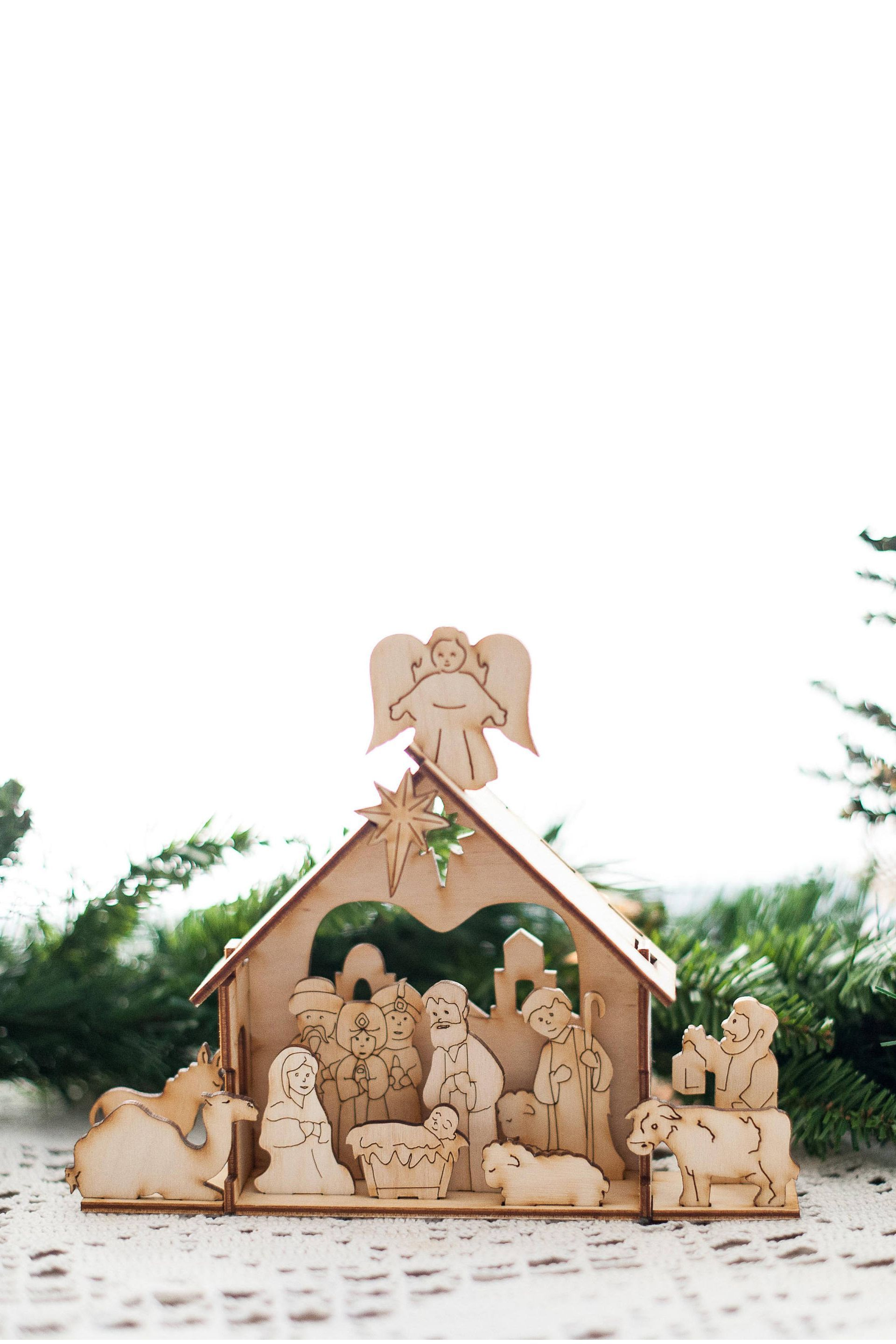 Build-Your-Own Nativity Set on christmas plans, train plans, halloween plans, temple plans, sheep plans, outdoor wooden manger plans, birth plans, church plans, life plans, marriage plans, sleigh plans,