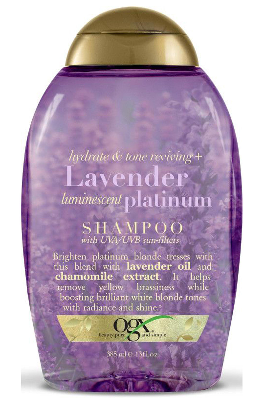20 Lee Stafford Bleach Blonde Shampoo