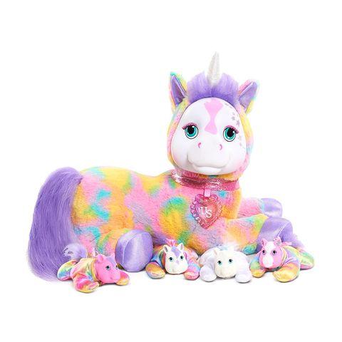 ust Play Skyla Unicorn Surprise Stuffed Plush