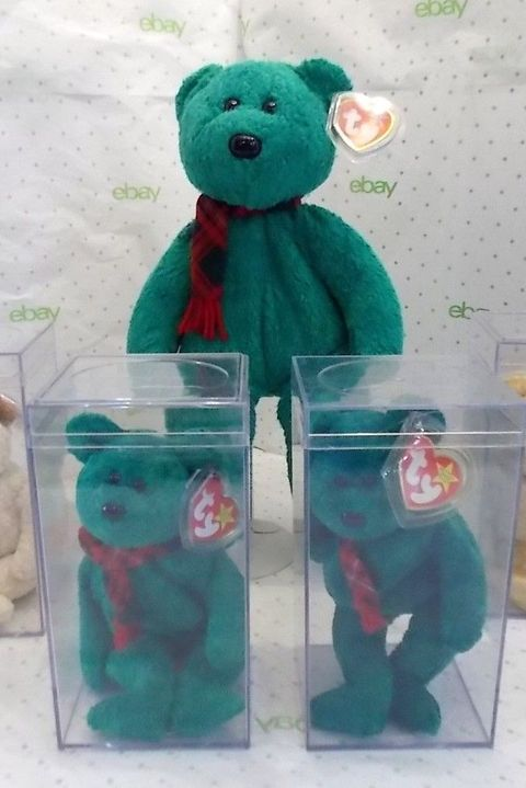 Rare Beanie Babies Are Sold For Hundreds of Thousands of Dollars ... 09d6ab5d8b2
