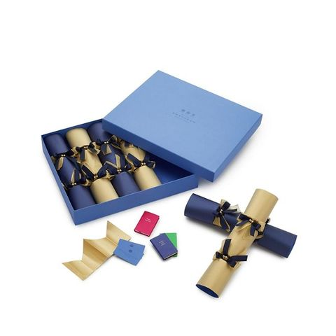 Christmas Crackers Contents.16 Best Luxury Christmas Crackers 2018 Unique Holiday Crackers