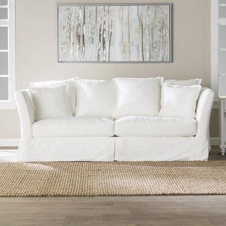 Sofá Coberto de Flocosley